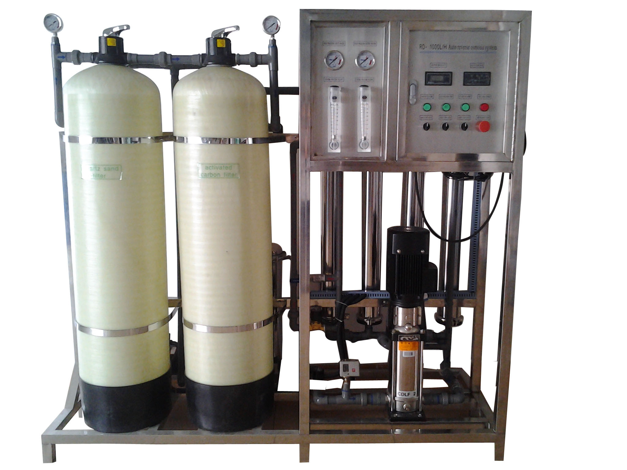 Household Uf Water Filter